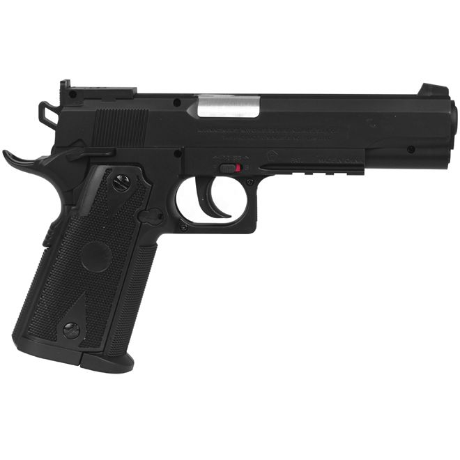 Pistola De Pressão P1911 CO2 Swiss Arms 4.5mm - 288708