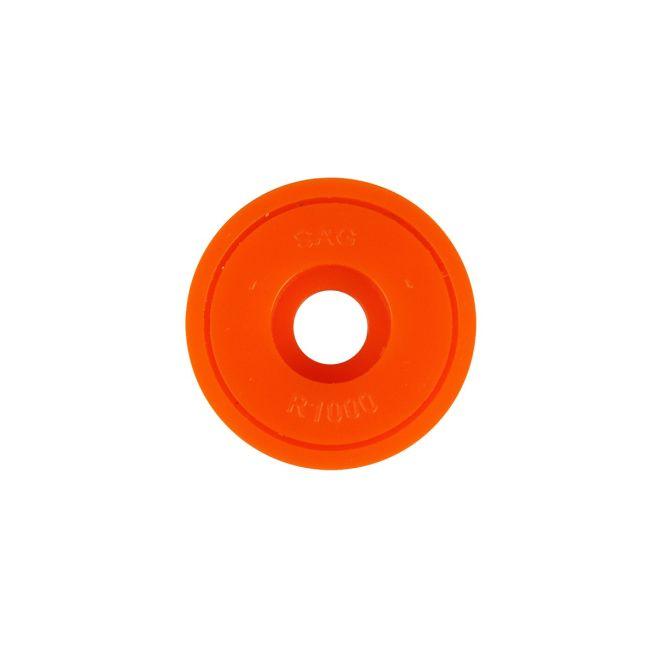 Retentor / Bucha PU Rossi SAG R1000 (Laranja)