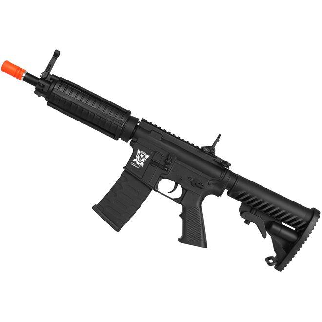 Rifle Airsoft Elétrico APS M4 C33 Kompetitor Blowback - PR304B