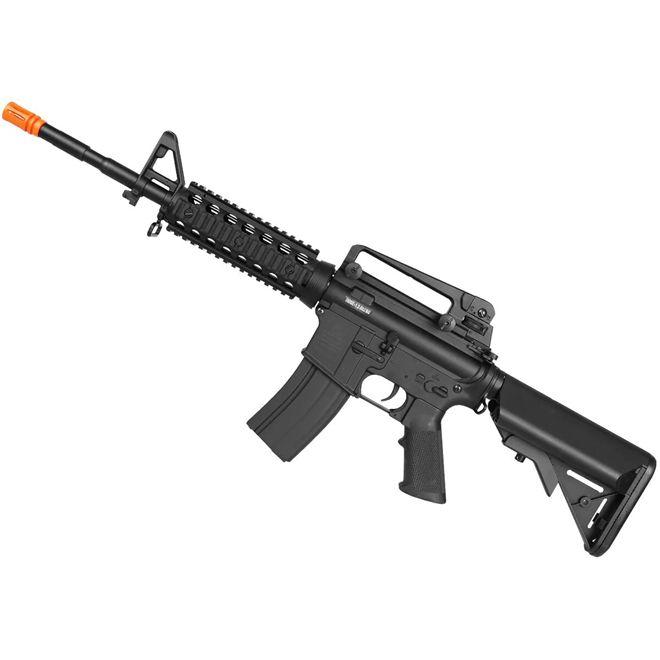 Rifle Airsoft Elétrico Cybergun Colt M4A1 R.I.S Bivolt