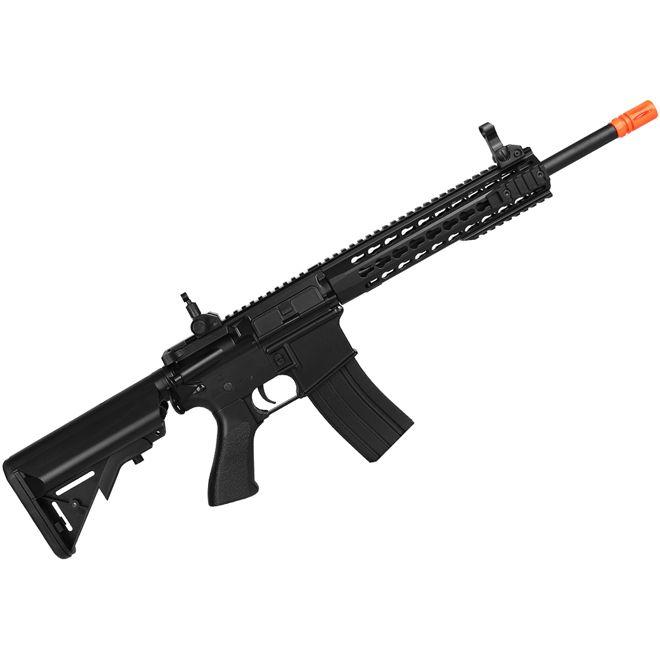 Rifle Airsoft Elétrico Cyma M4A1 CM515 Black Bivolt