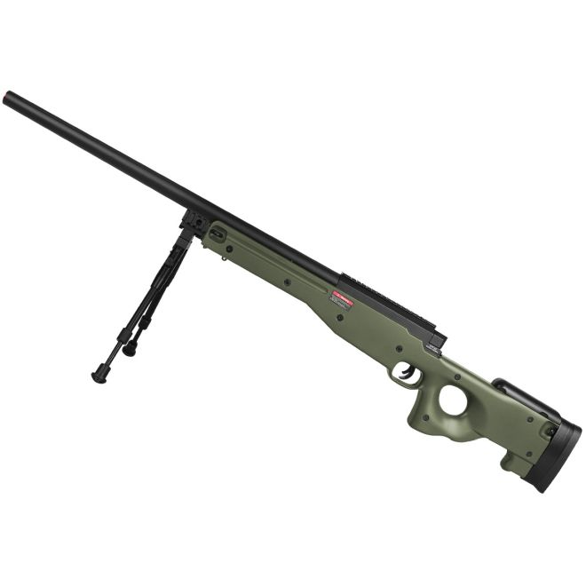 RIFLE AIRSOFT EVO L96 AWS type Sniper Bolt Action Rifle - C/