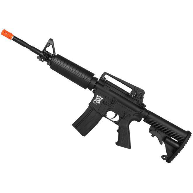 Rifle Airsoft M4A1 Kompetitor A.P.S Blowback 6mm - PR301B