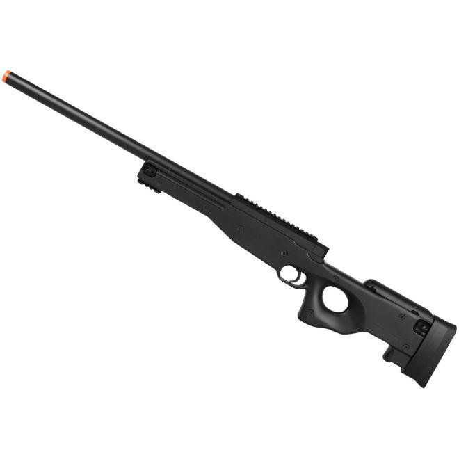 Rifle de Airsoft L96 AWP Sniper Spring Bolt Action 6mm