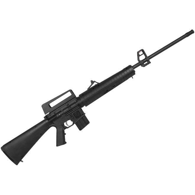 Rifle de Pressão Rossi M-16R 4.5mm + Gás Ram de Fábrica