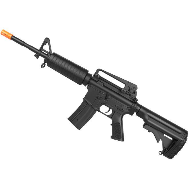 Rifle Airsoft Elétrico M4A1 M819 Brasil Equipamentos 6mm