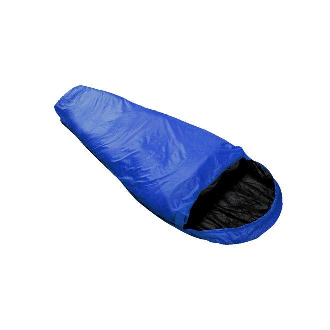 Saco de Dormir Micron X-Lite Azul e Preto