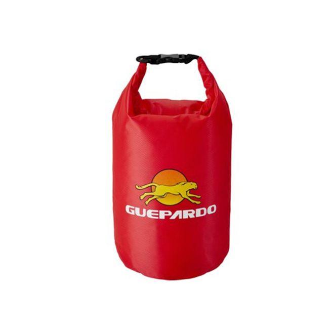 SACO ESTANQUE 5L VERMELHO - GUEPARDO