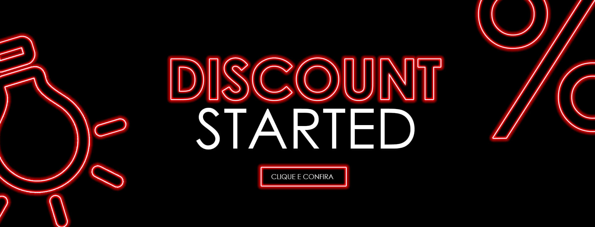 Discount Started