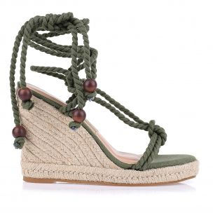 Espadrille Rope 'N Wood