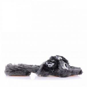 Flat  Fur Plumb Onix