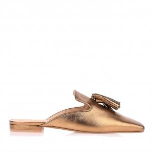 Flat Grunge Ouro Velho