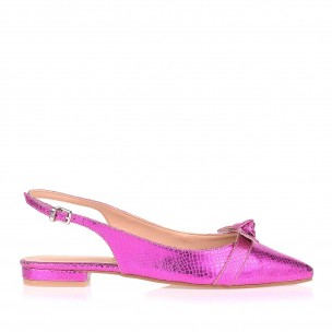 Flat Metal Piton Pink