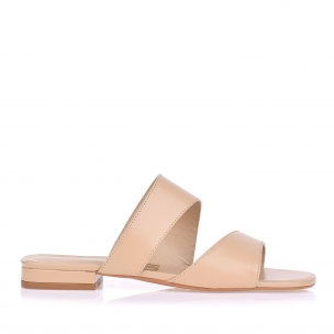 Flat New Couro Sand