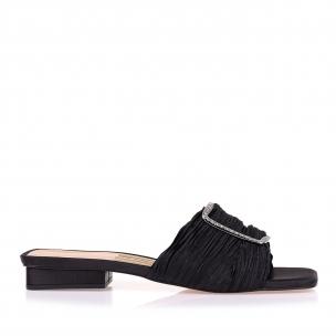 Flat Pliss Black