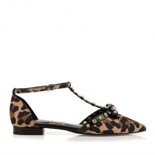Sapatilha Leopardo