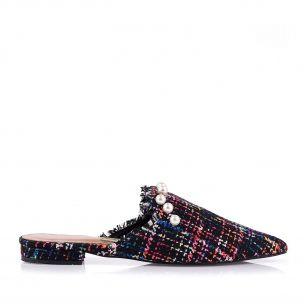 Sapatilha Tweed Color