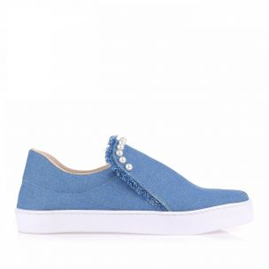 Tênis Slipper Light Jeans