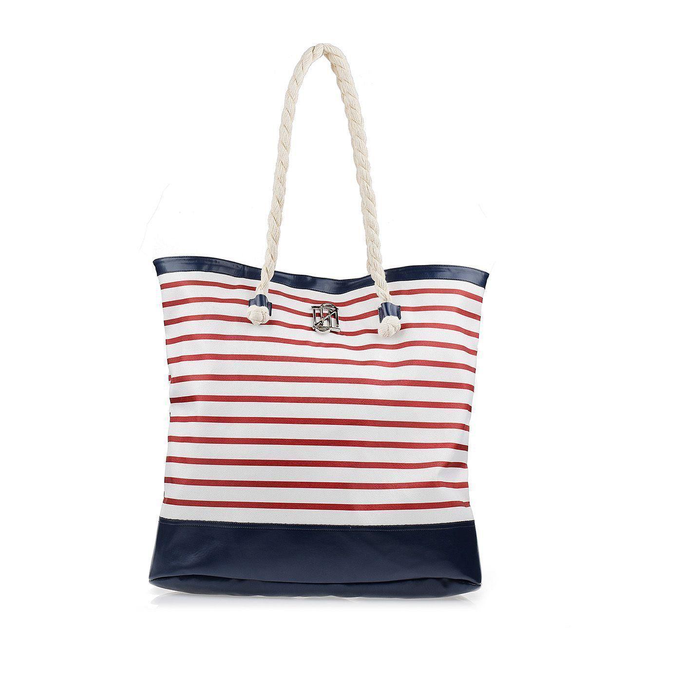 Bolsa Summer Navy Red/Carameloo