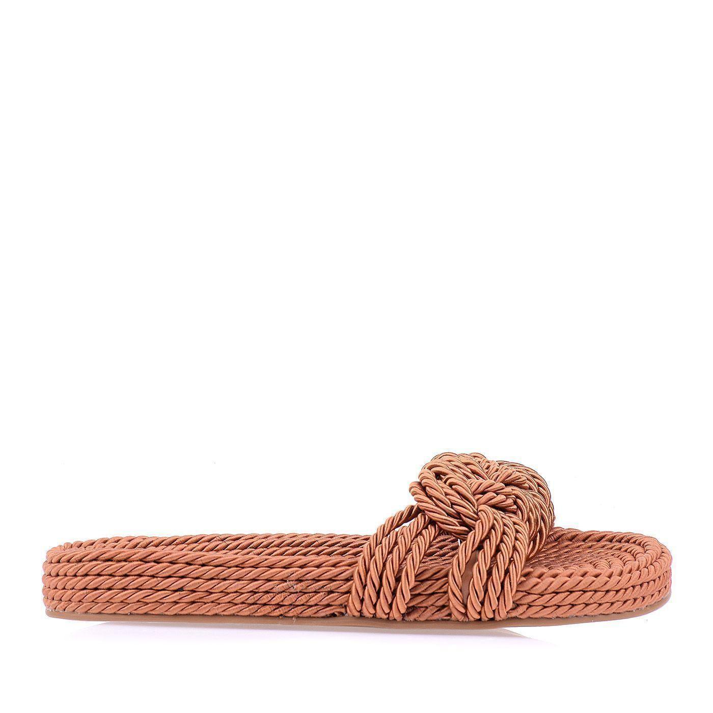 Flat Cord Tan