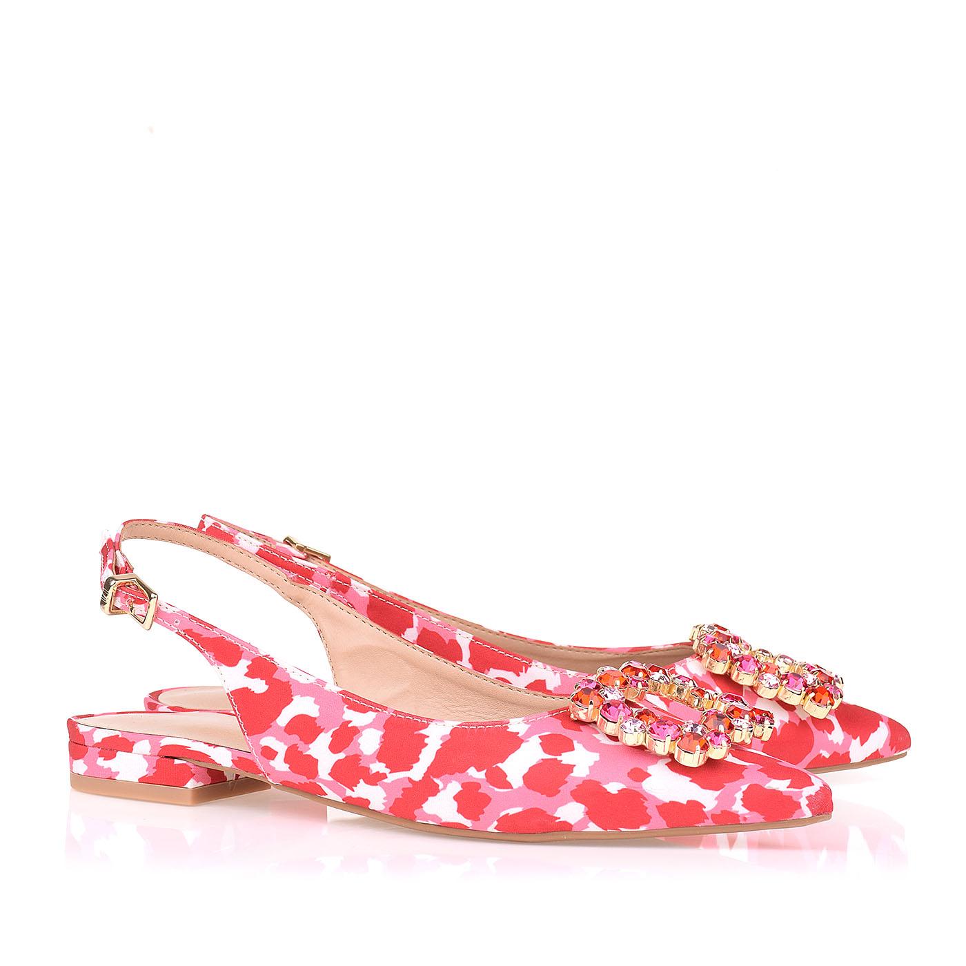Flat Fresh Leo Pink