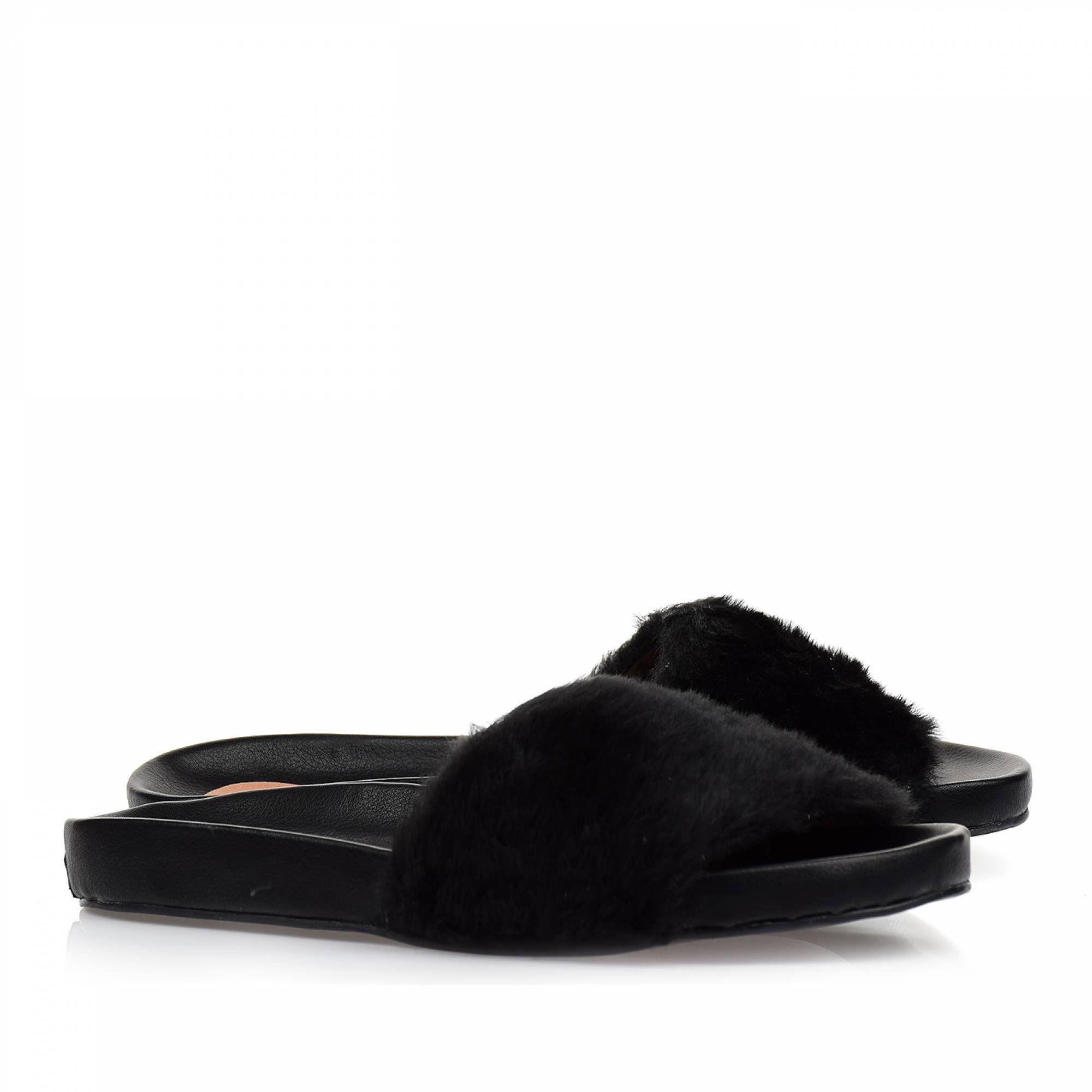 Flat Fur Preto
