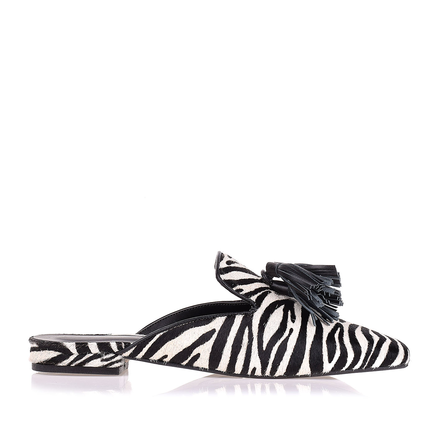 Flat Fur Zebra