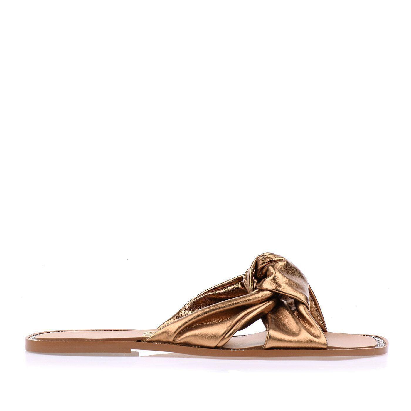 Flat Metal Ouro Velho