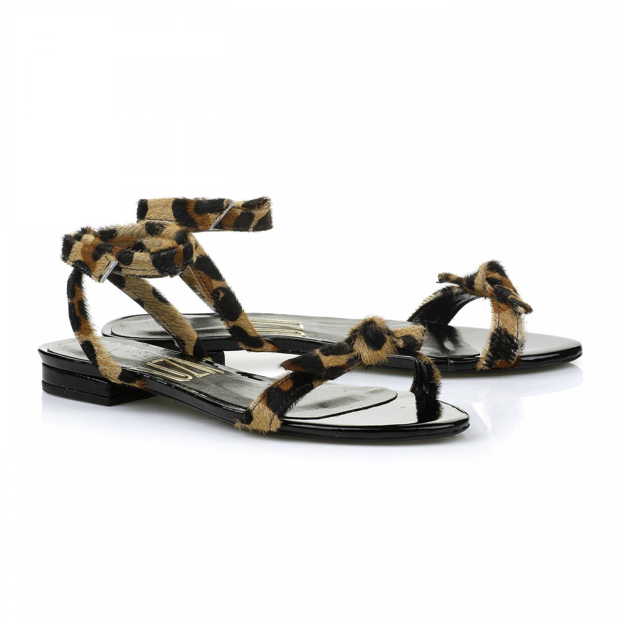 Flat Pelo Leopard