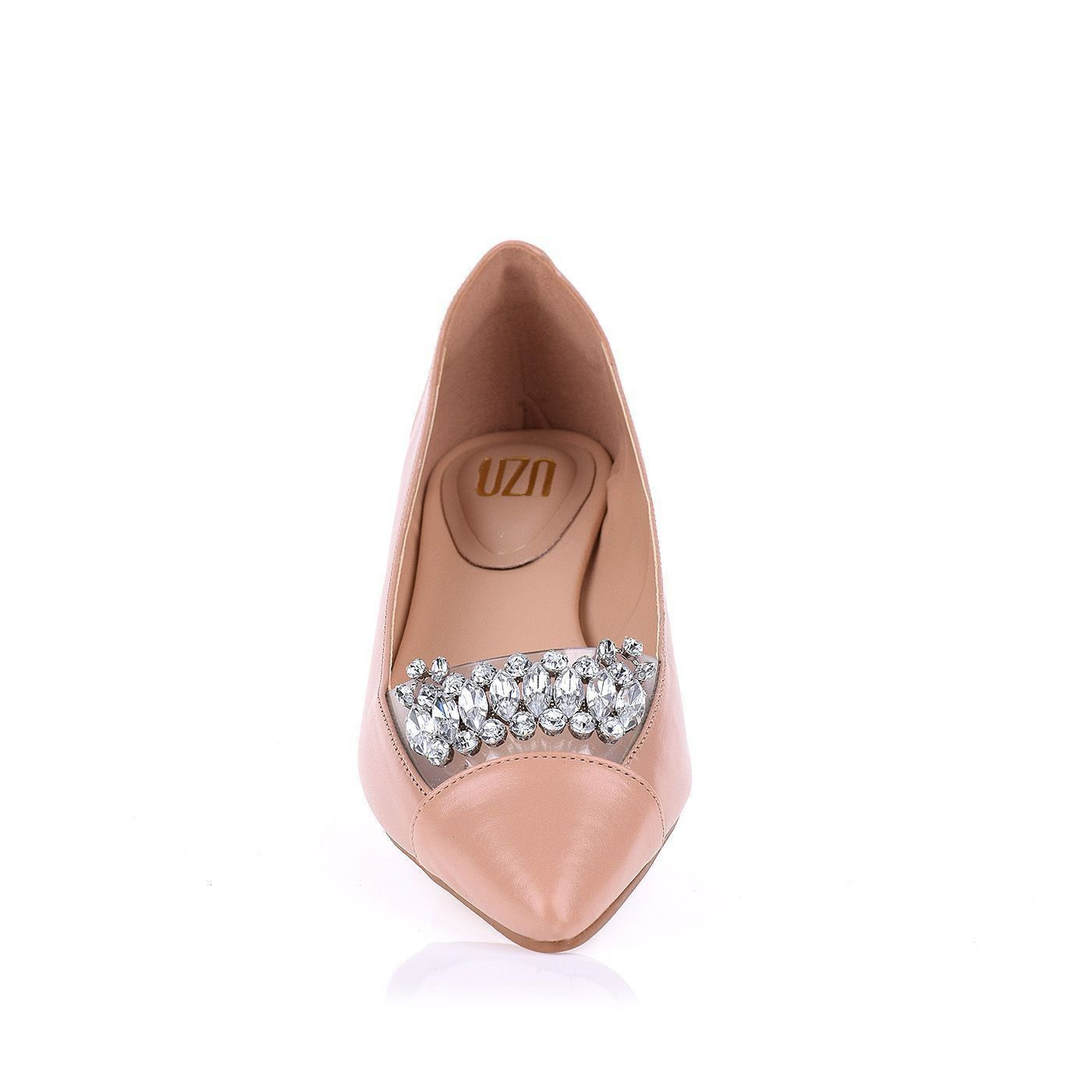 Flat Pointed Crystal