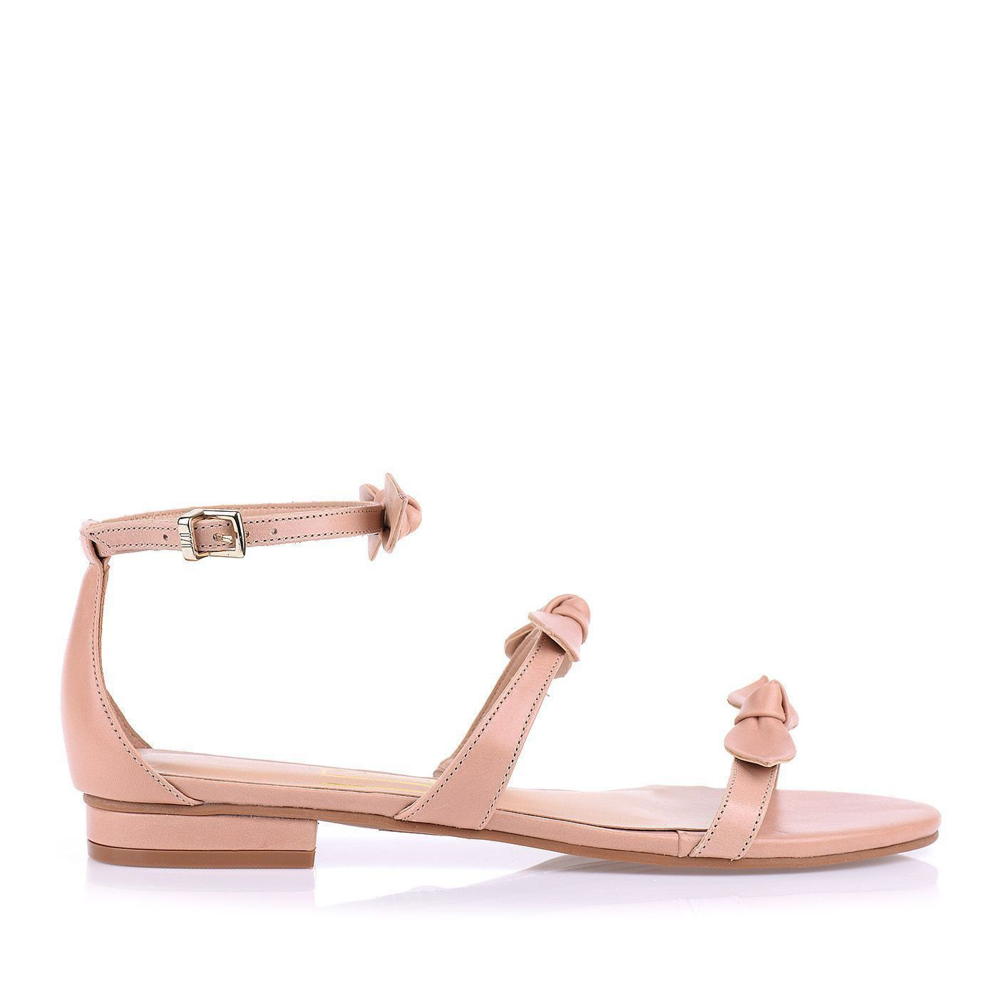 Flat Couro Nude