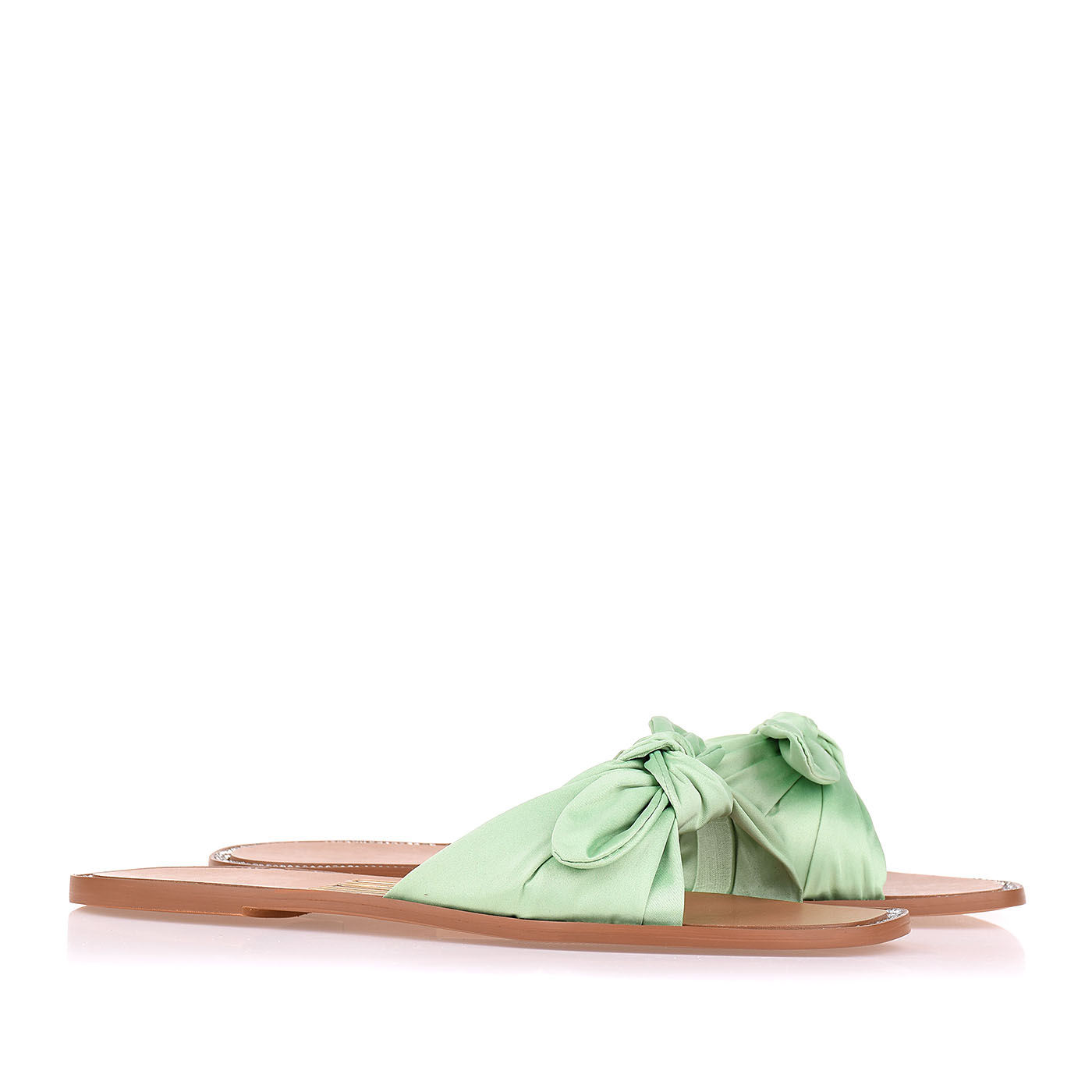 Flat Satin Green