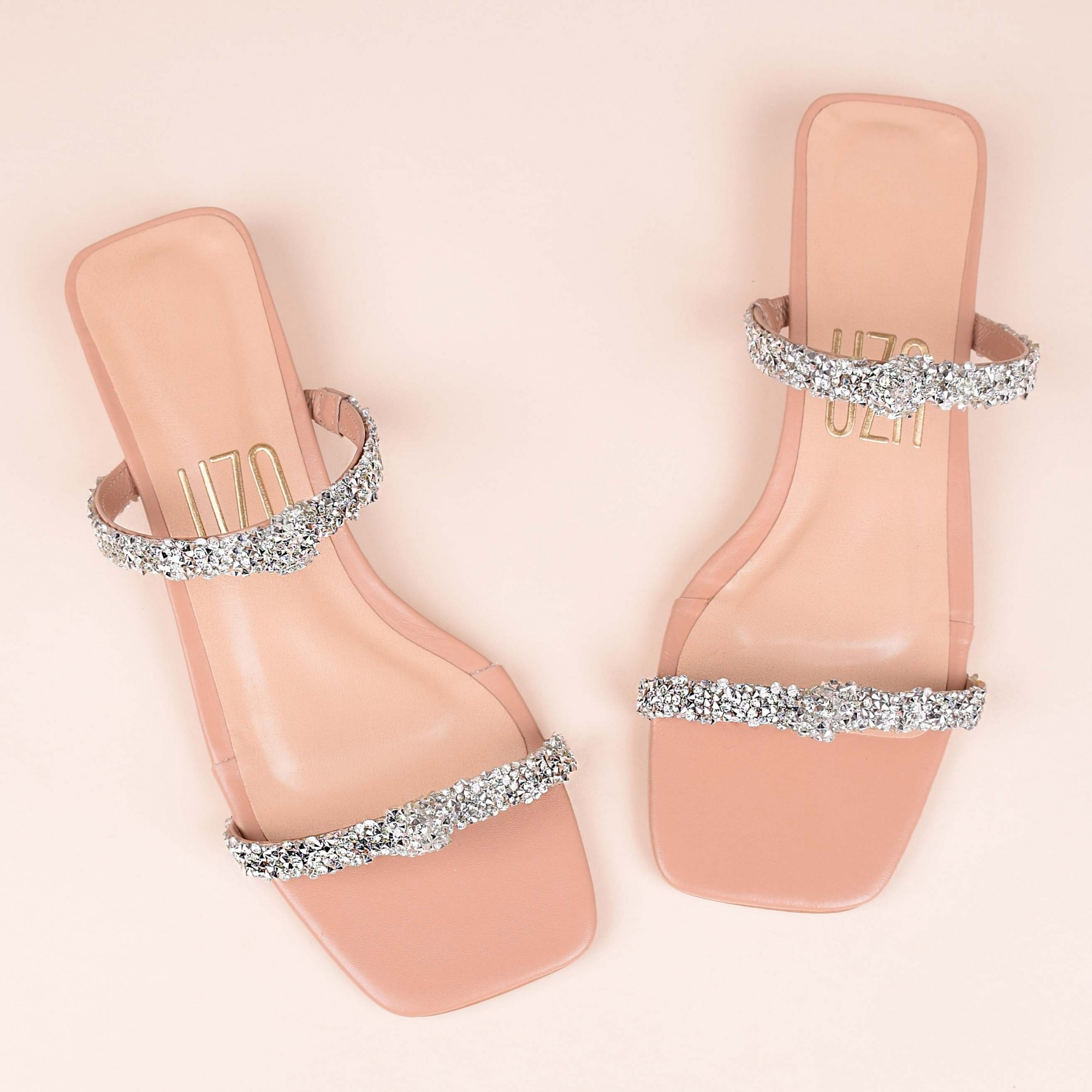 Flat Square Diamonds Strip