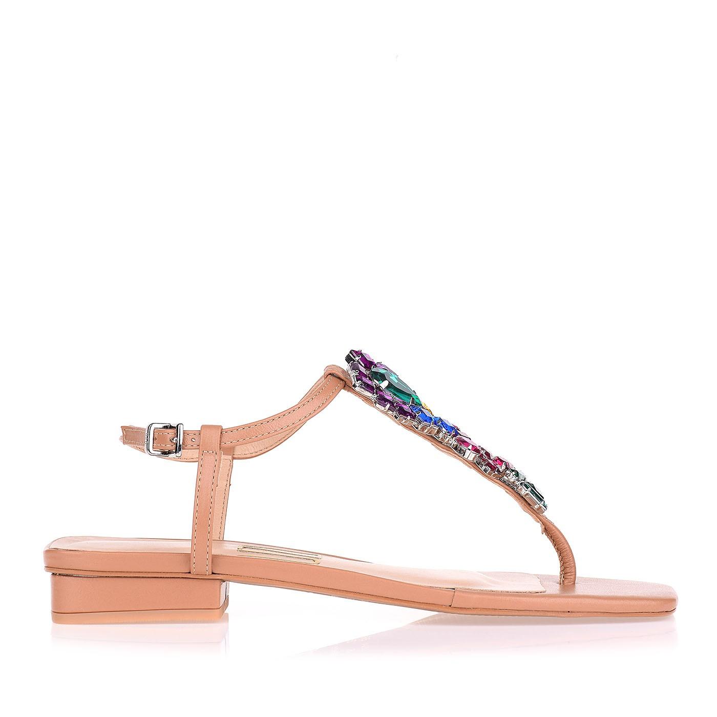 Flat Square Jewelry