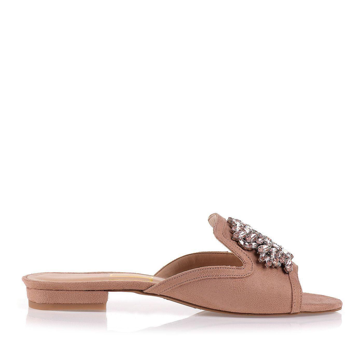 Flat T Slip Jewel