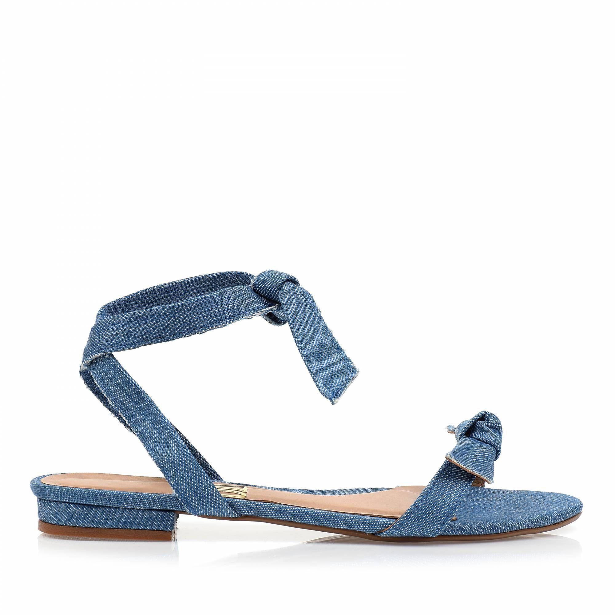 Flats Jeans Light