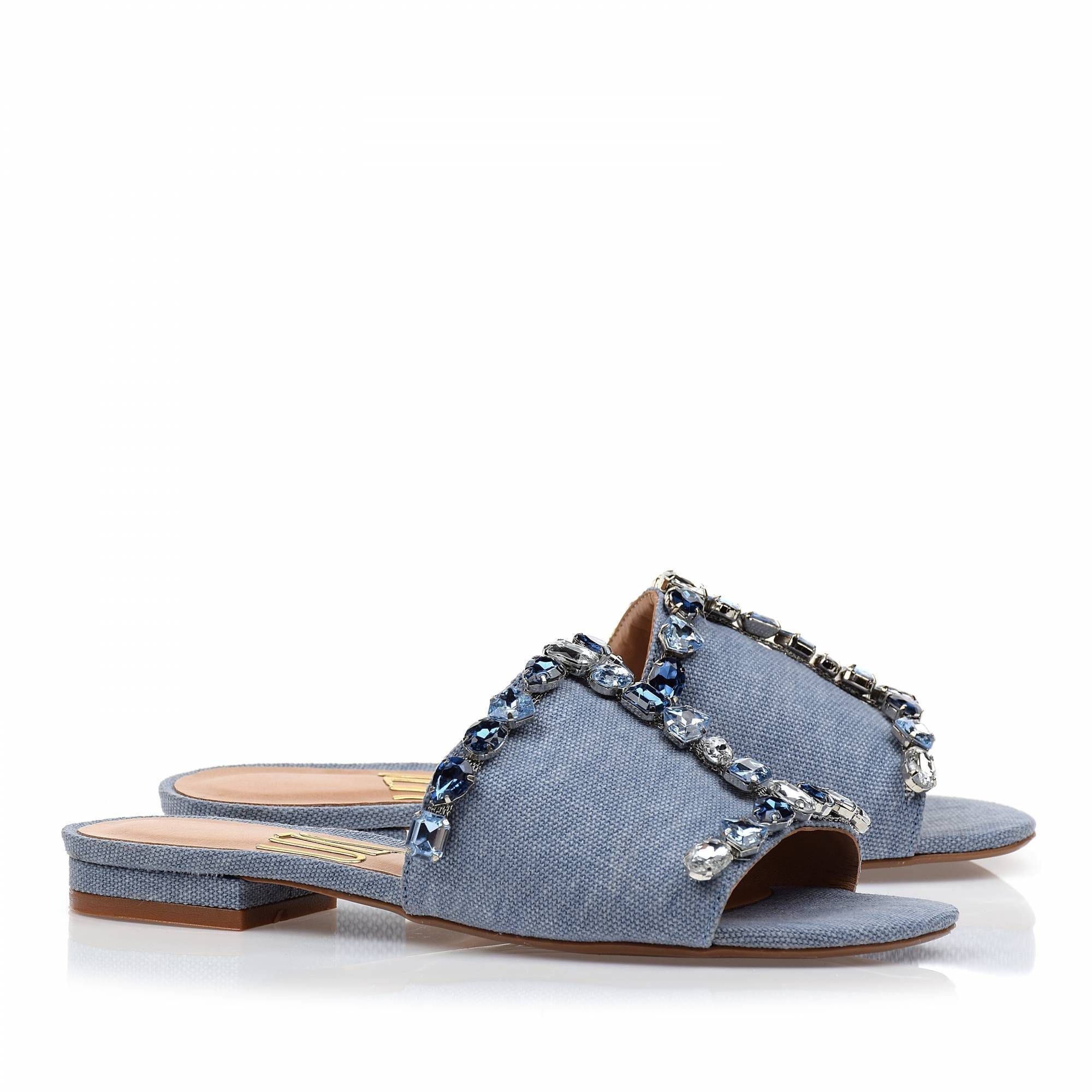 Flats Stoned Jeans