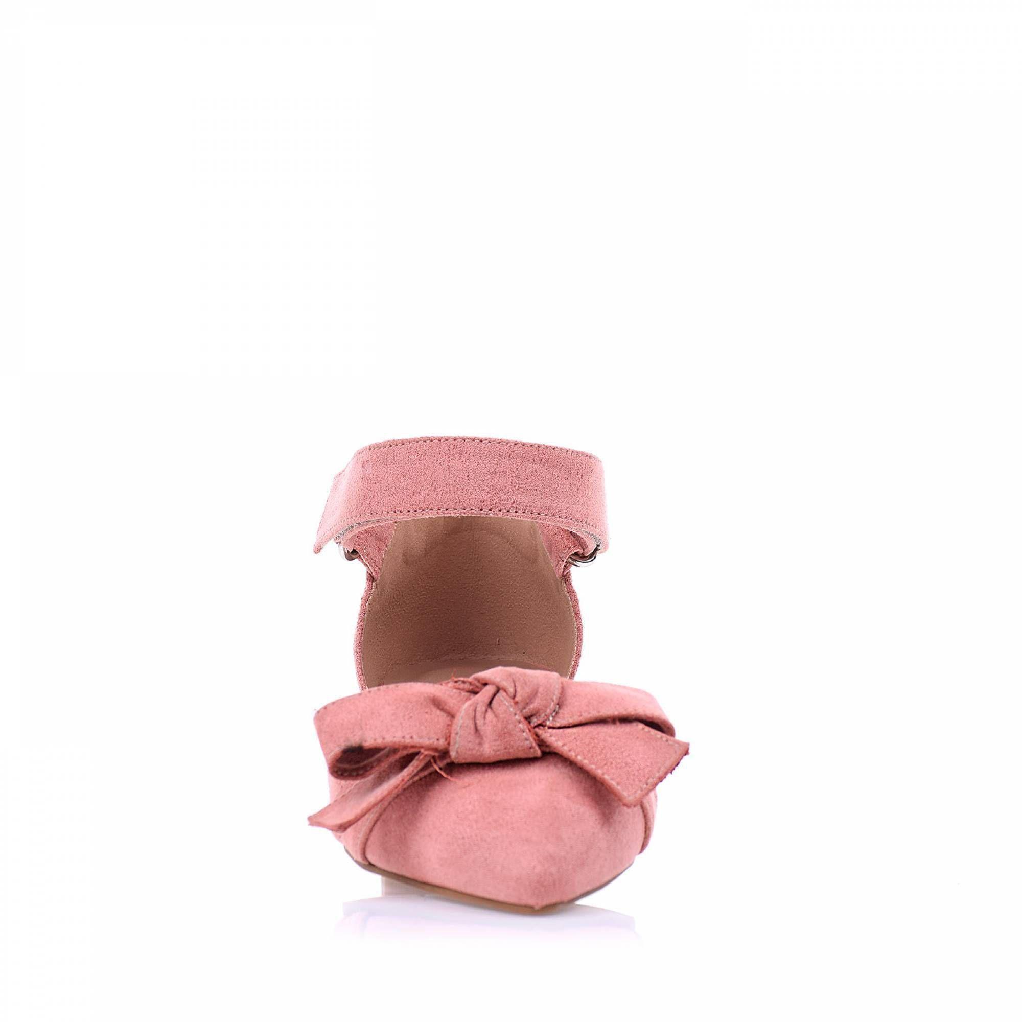 Sapatilha  Camurça Rosê