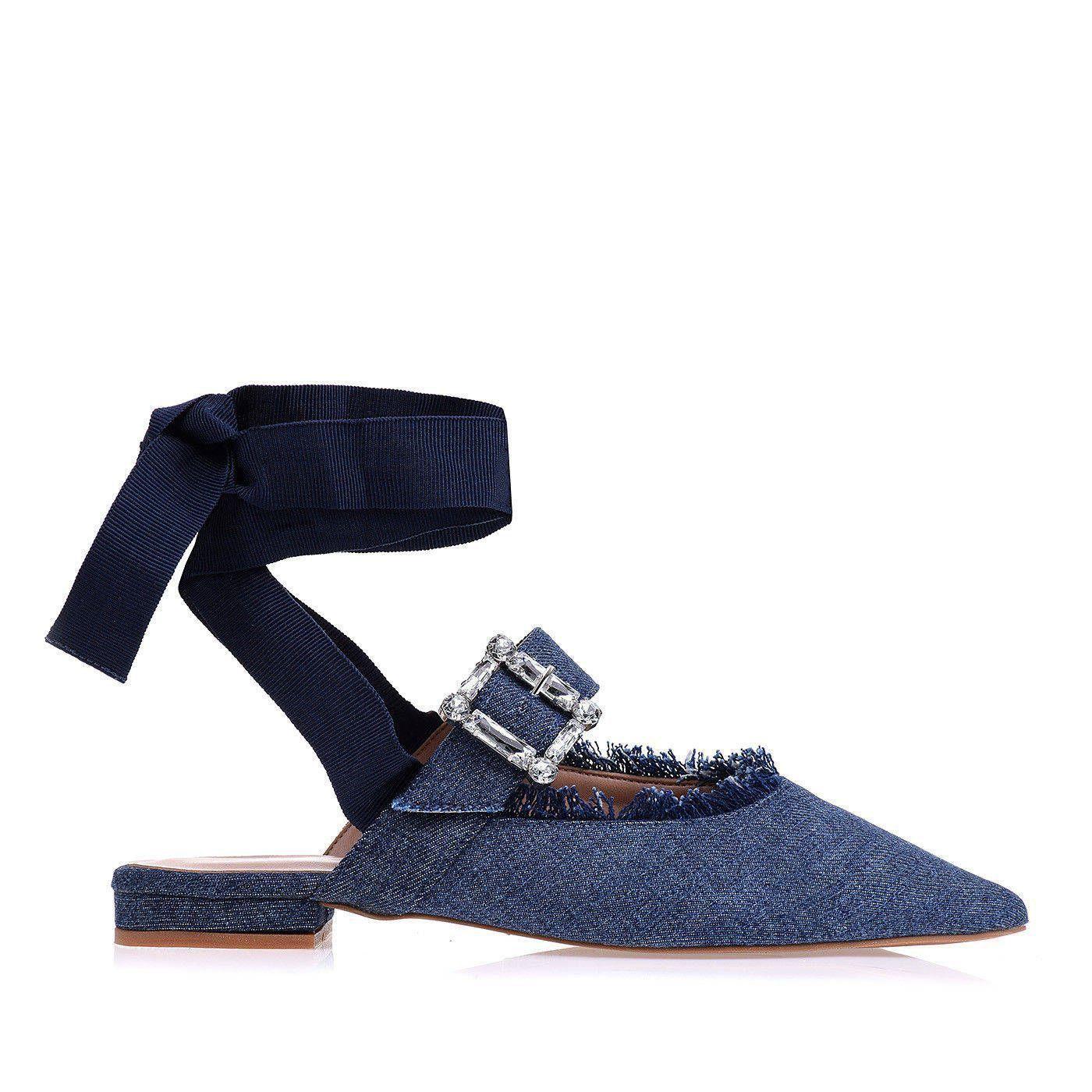 Sapatilha Jeans Blue