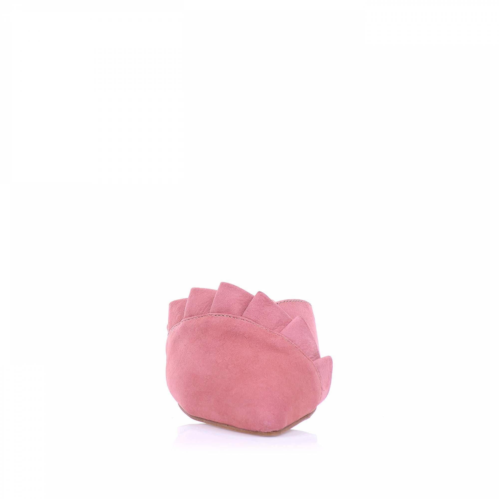 Sapatilha Nobuck Rose