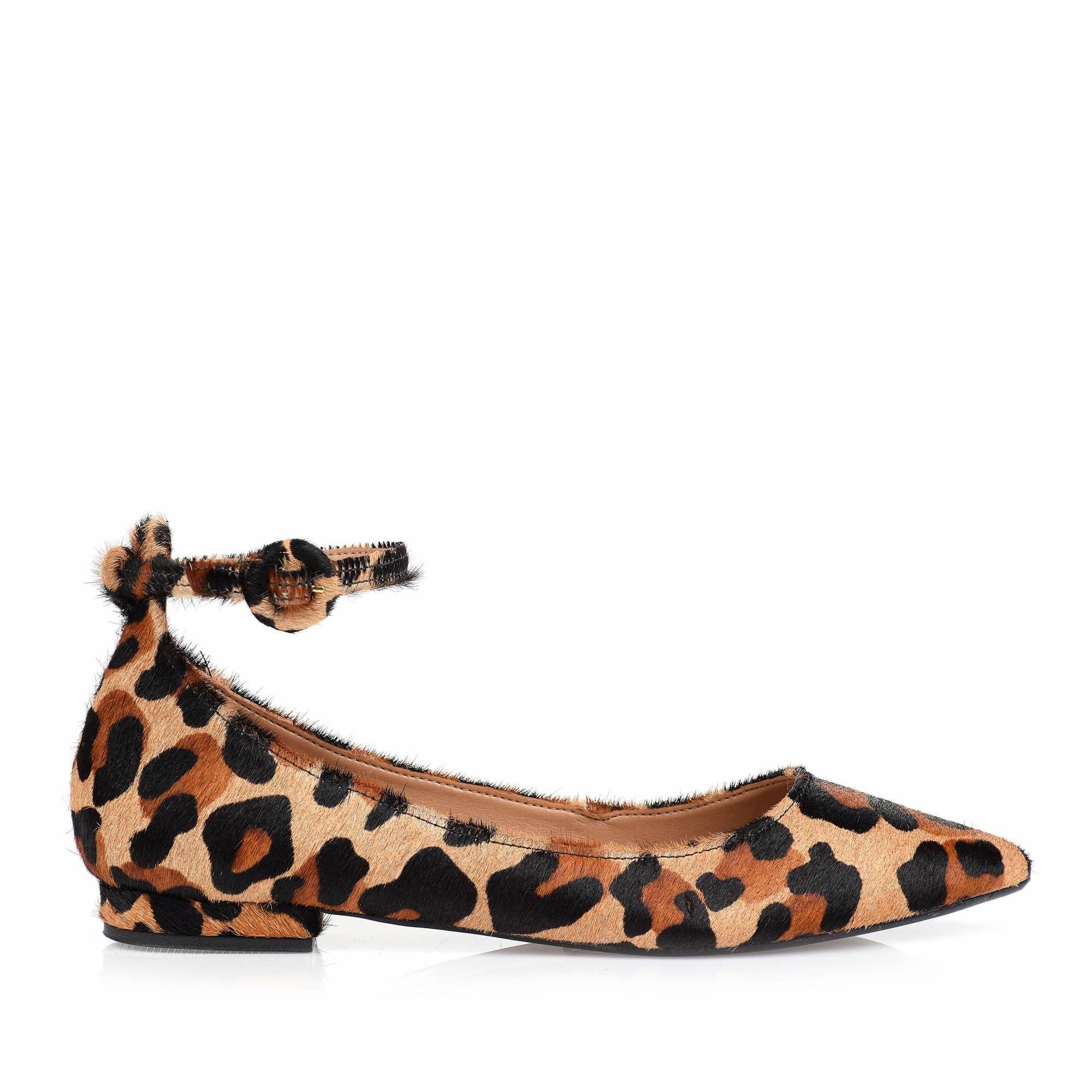 Sapatilha Pelo Leopardo