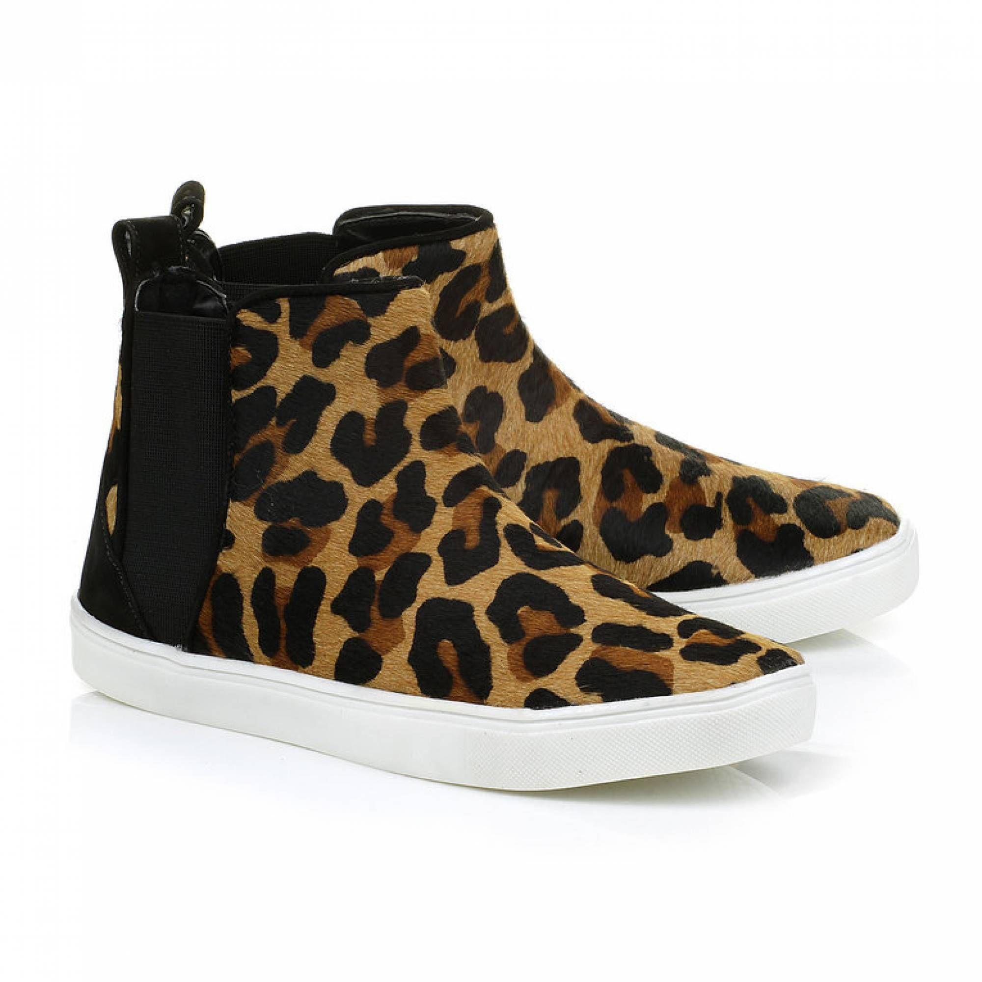 Tênis Pelo Leopard