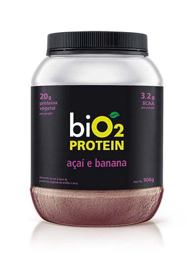 Protein Açaí e Banana 908g Bio2