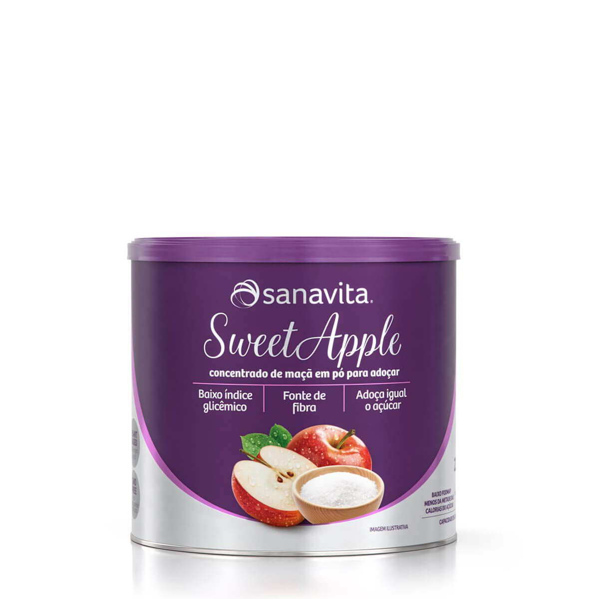 Sweet Apple 250g Sanavita