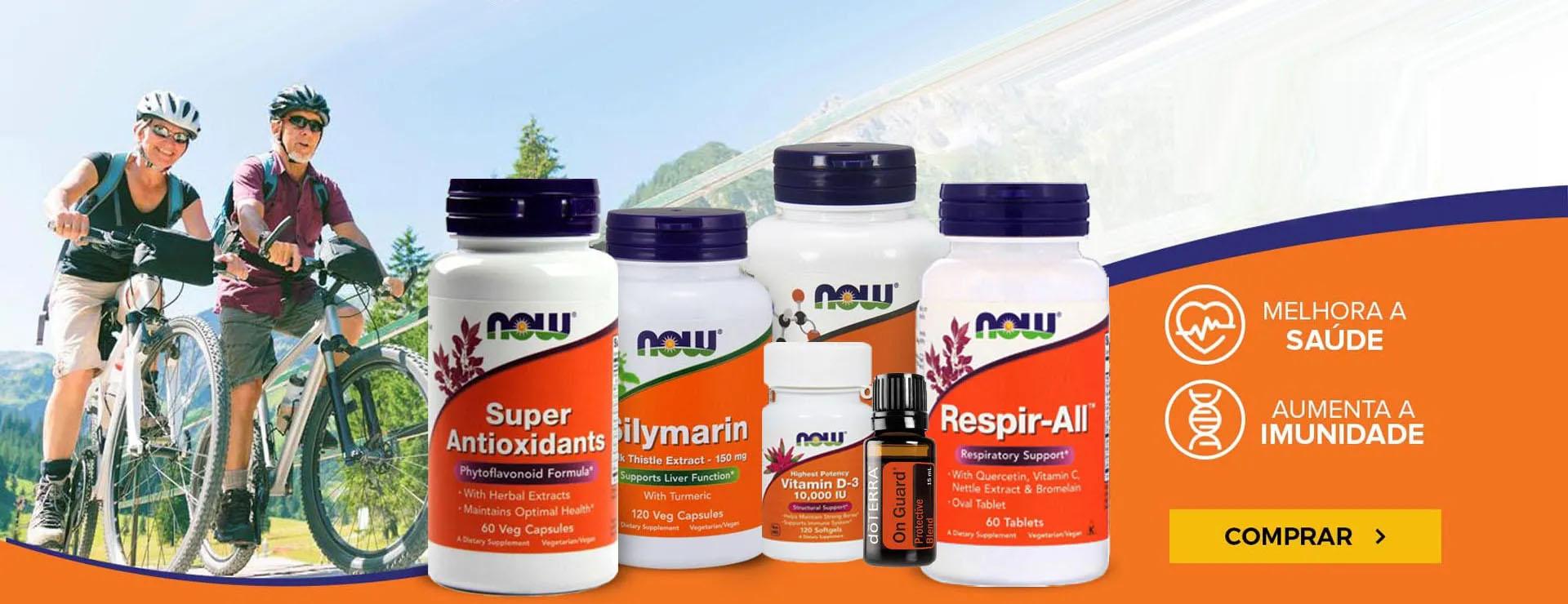 Aproveite para aumentar seu Sistema Imunológico !