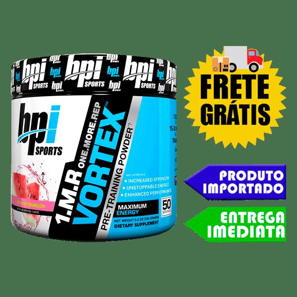 1.M.R Vortex - BPi Sports  (Importado) | 150 gramas | 50 porções