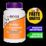 Acetyl L Carnitina - Now Foods (100 cápsulas)