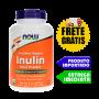 Inulina Pura - Now Foods (227Gr)