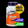MSM - Now Foods (120 cápsulas)