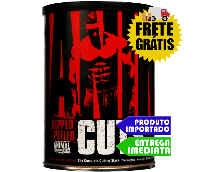 Animal Cuts - Universal Nutrition (42 Packs)